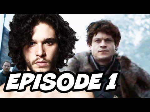 Game Of Thrones Season 6 Episode 1 Premiere Date