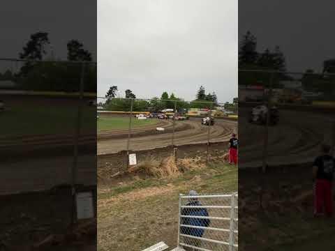 Watsonville speedway 6/14/19 main event Jarrod Mounce