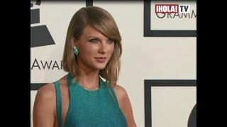 Taylor Swift recibe $1 tras ganar juicio contra el Dj David Mueller | La Hora ¡HOLA! 2017 Video