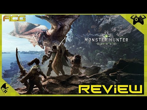 Monster Hunter World PC Review