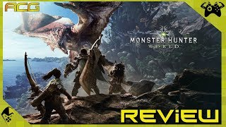 """Monster Hunter World PC Review """"Buy, Wait for Sale, Rent, Never Touch?"""""""