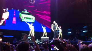 PSY - Gentleman at the Singapore Social Concert 2013 on 24/05/2013