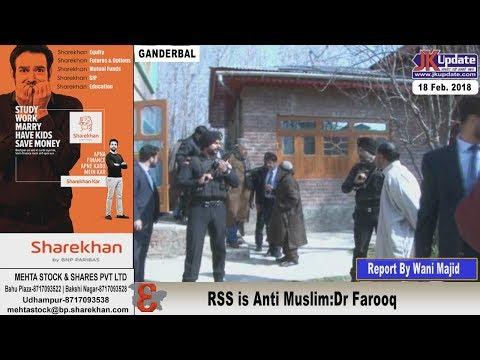 Jammu Kashmir News Round Up 18  Feb 2018