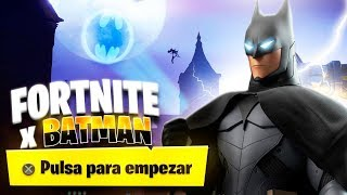 FORTNITE x BATMAN *EVENTO* EN DIRECTO! - CreativeSergi