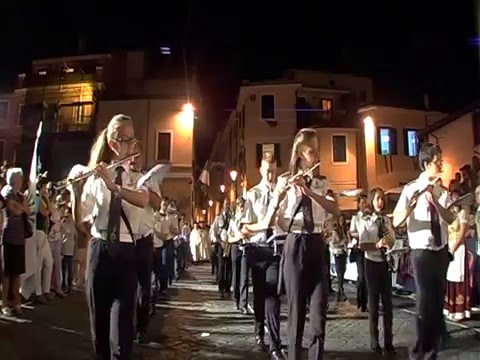 Palio S  Agapito 2015   video Elio