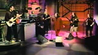 The Wonder Stuff - Welcome to the Cheap Seats (Late Night with David Letterman 1991)