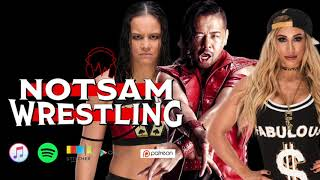 Shinsuke Nakamura, Carmella, & Shayna Baszler - Notsam Wrestling 204 w/State of Wrestling