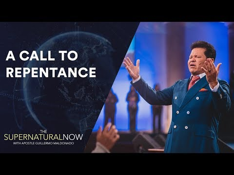 End Time Signs: A Call to Repentance - The Supernatural Now | Aired on December 17, 2017