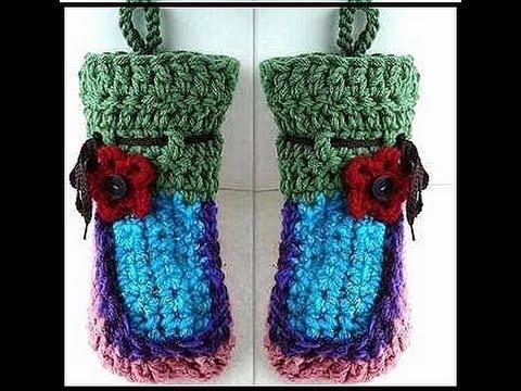 Flat top slippers women size 6 free crochet pattern youtube flat top slippers women size 6 free crochet pattern dt1010fo