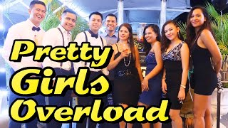 Cebu Philippines Party | Mactan Isla Casino Christmas Party & Family Party