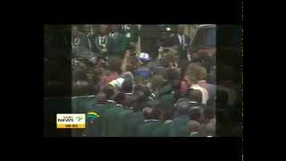 Mandela, De Klerk, Buthelezi 1994 ZCC easter service revisited