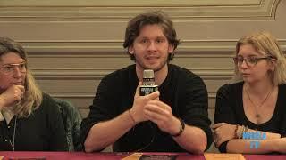 Conferenza stampa Consulta Giovani e Ass.ne La Salamandra