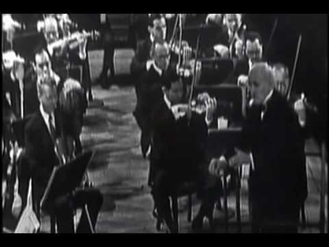 Toscanini about Beethoven and Wagner