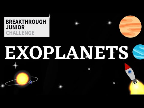 Exoplanets: The Transit & Parallax Methods, and more! │Breakthrough Junior Challenge 2021