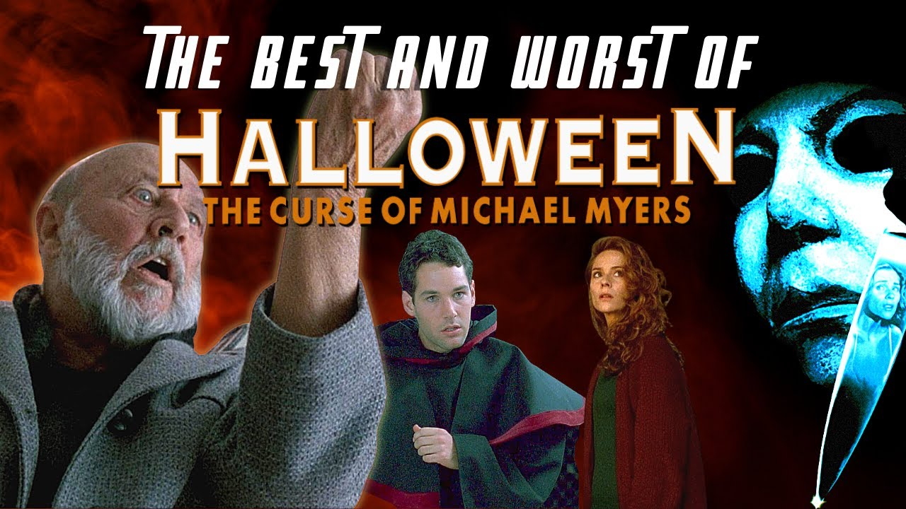 Download The Best and Worst of Halloween The Curse of Michael Myers