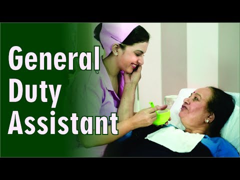 General Duty Assistant at DPMI