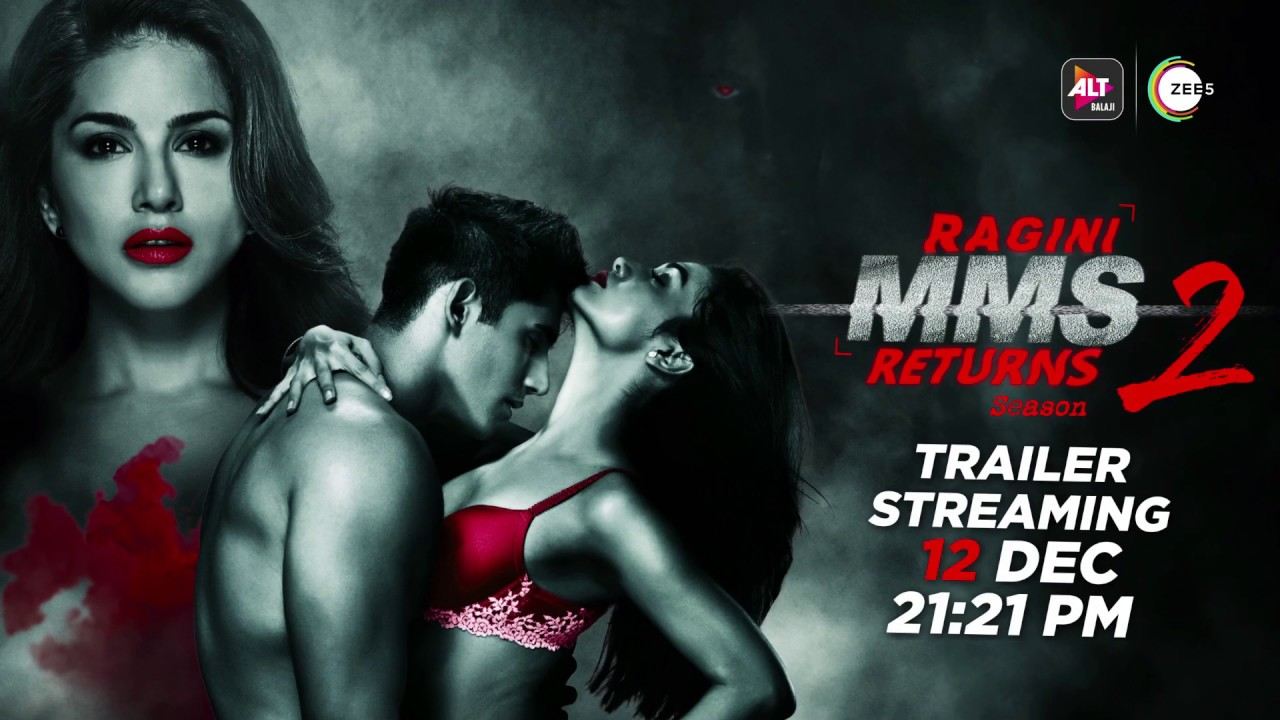 Download Ragini MMS Returns S2 | Trailer Streaming Tomorrow | Sunny Leone, Divya & Varun | ALTBalaji