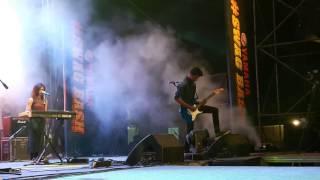 """Goan Band """"K7"""" Hindi Song Jiyein Kyun-Papon (Live @Yamaha Swag Bash)"""