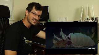 Genndy Tartakovsky's Primal, Ep 4, Under the Blood Moon, Reaction