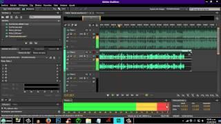 """¡Como grar una canción de """"Rap"""" en Adobe Audition CC! (2014)"""