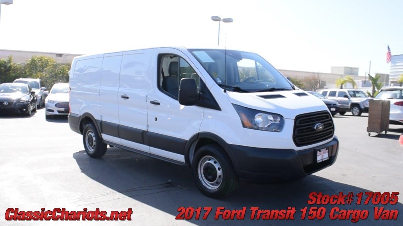 2017 Ford Transit 150 Cargo Van >> Used 2017 Ford Transit 150 Cargo Van For Sale In San Diego 17005
