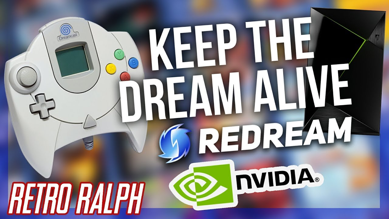 Sega Dreamcast on your NVIDIA SHIELD TV - Keep the dream Alive!