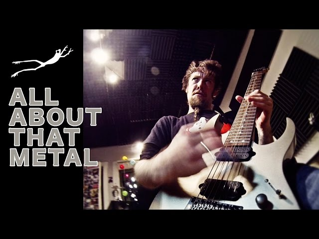 All About That Bass (metal cover by Leo Moracchioli)