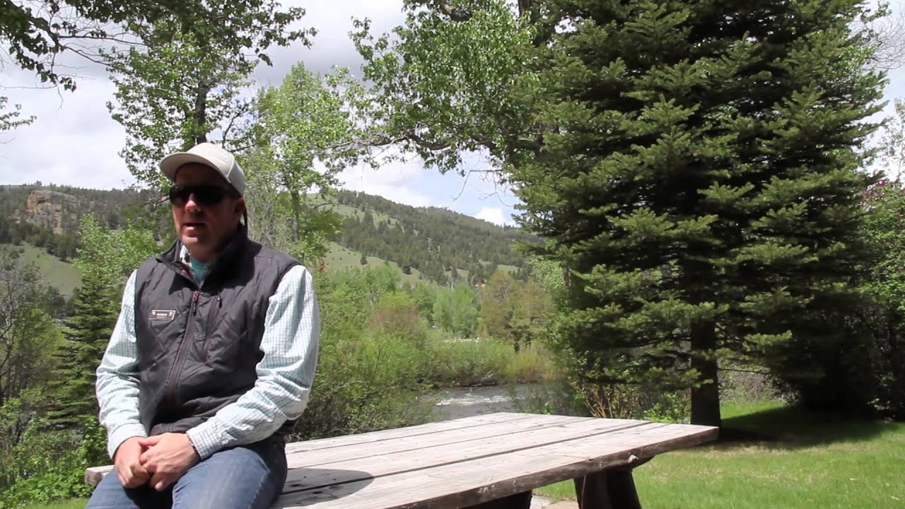 The ranch at rock creek fishing report youtube for Rock creek fishing report