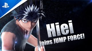 Jump Force | Hiei Trailer | PS4
