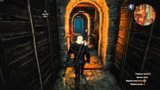Ведьмак 3 - секретный квест с вампиром
