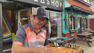 3 BITES - Pizzashop | Belmar, New Jersey | Jersey Shore