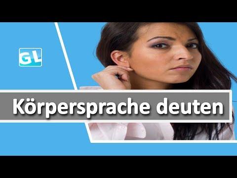 Körpersprache deuten: Lernen, wie man Lügen entlarvt - YouTube