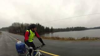 Avancée en vélo - CANADALASKA Thumbnail