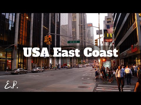 USA, East Coast - New York, Philadelphia, Washington D.C., Niagara Falls