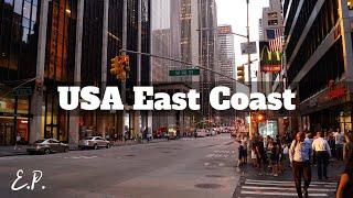 USA, East Coast - New York, Philadelphia, Washington D.C., Niagara Falls