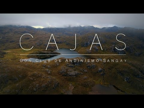 Parque Nacional el Cajas (Cajas National Park) Cuenca  | Ecuador by Drone 03