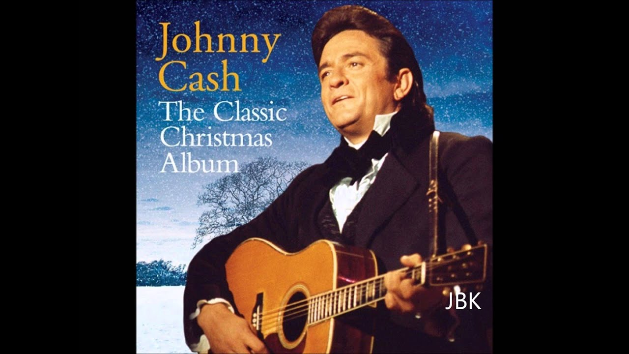 Johnny Cash - Christmas Time\'s A Comin\' With The Cash Family - YouTube