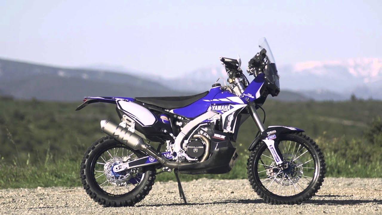 Yamaha Paris Dakar Bikes