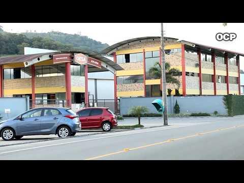 Polícia Federal faz operação na empresa OESA em Jaraguá do Sul