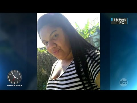 Mulher é internada com 80% do corpo queimado; Marido é suspeito | SBT Notícias (06/09/18