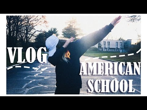 JG| VLOG FROM AMERICAN SCHOOL |