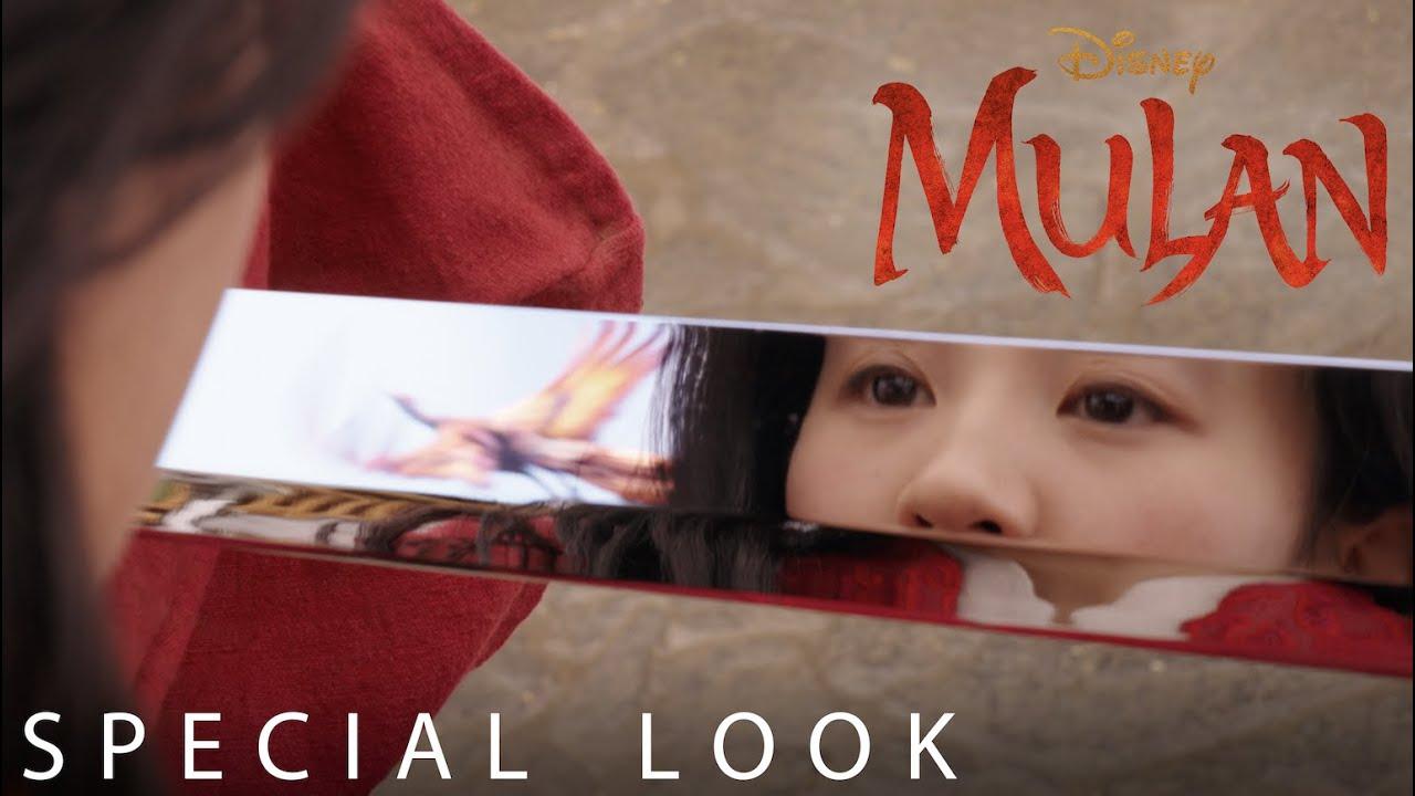"Download Disney's Mulan | Special Look at ""Loyal Brave True"" performed by Christina Aguilera"