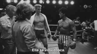 Berg se muda con Dolph Lundgren (Parte 2/2) (Subtitulado)
