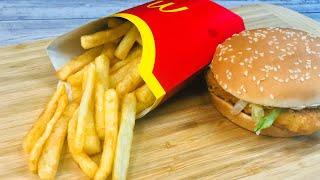 Картошка фри как в Макдональдсе Раскрываю секретный ингредиент почему картофель фри такой вкусный