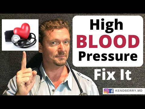 How to Lower Blood Pressure Naturally - 10 Things to Know (2019)