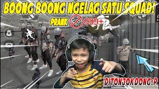 Download lagu PARAH LAGI PRANK NGELAG 999+ MALAH MAIN TONJOK TONJOKAN WKWK!