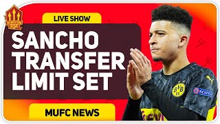 Man Utd Set Sancho