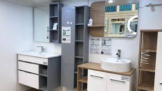 Леруа Мерлен полный обзор мебели и аксессуаров для ванной комнаты