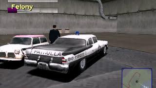 Driver 2 - Havana secret car