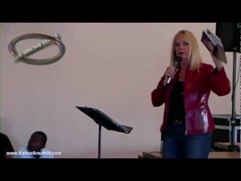 Barbie Breathitt - Breakthrough (3 / 4)